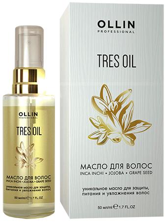 Ollin масло для волос tres oil 50 мл