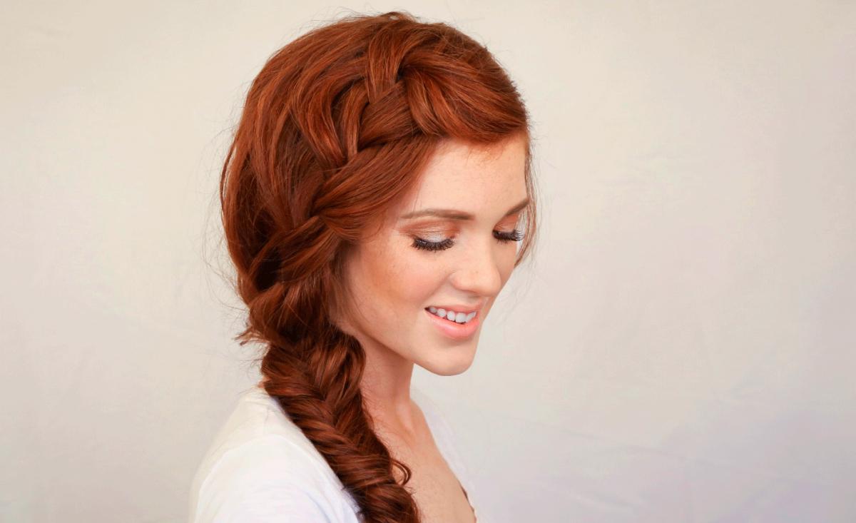 Женские прически на длинные волосы своими руками