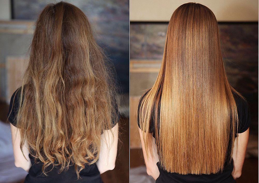 Кератиновое восстановление волос в домашних условиях как 478