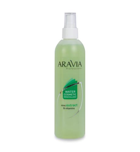 ARAVIA Минерализованная вода с мятой и витаминами 300мл