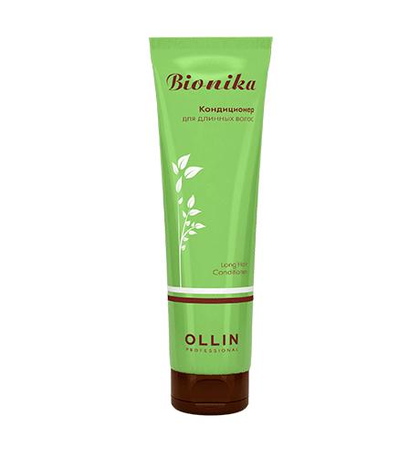 OLLIN BioNika Long Hair Conditioner Кондиционер для длинных волос 250мл. Россия
