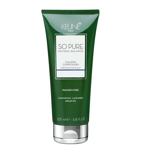 KEUNE SPA Успокаивающий Кондиционер для всех типов волос 200мл Calming Conditioner