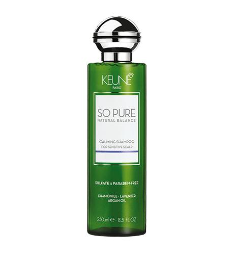 KEUNE SPA Успокаивающий Шампунь для всех типов волос 250мл Calming Shampoo