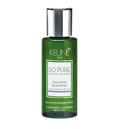 KEUNE SPA Успокаивающий Шампунь для всех типов волос 50мл Calming Shampoo