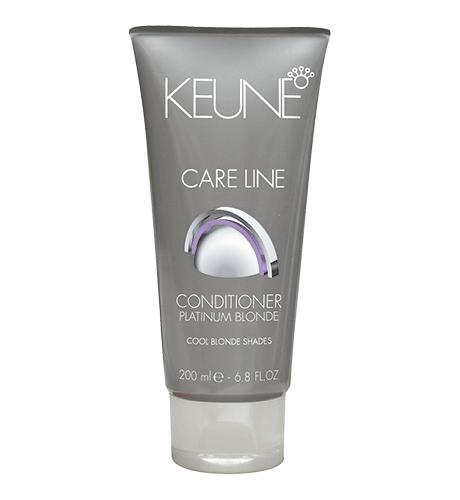 KEUNE Care Line Кондиционер Платиновый блондин  200мл