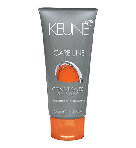 KEUNE Care Line SUN Кондиционер Экстра защита Солнечная Линия 200мл