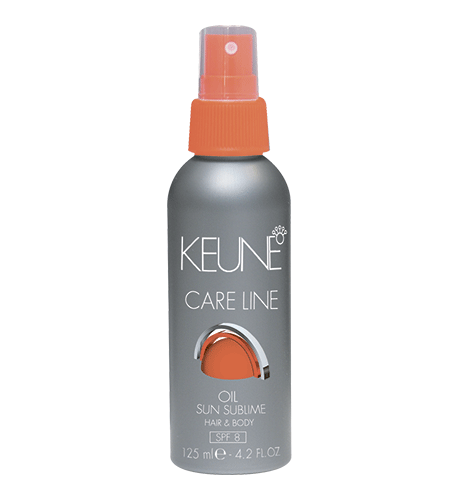 KEUNE Care Line SUN Масло Экстра защита Солнечная Линия 125мл