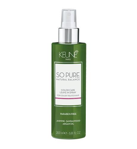 KEUNE SPA Забота о цвете Несмываемый спрей для окрашенных волос 200мл Color Care Leave-in spray