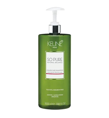 KEUNE SPA Забота о цвете Шампунь для окрашенных волос 1000мл Color Care Shampoo