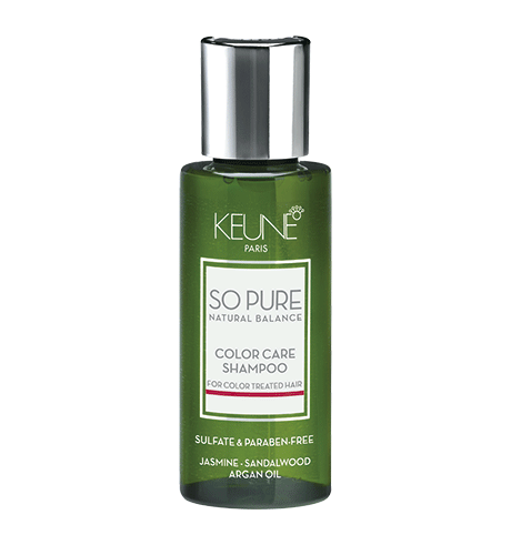 KEUNE SPA Забота о цвете Шампунь для окрашенных волос 50мл Color Care Shampoo