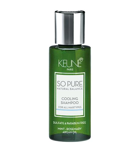 KEUNE SPA Освежающий Шампунь для всех типов волос 50мл Cooling Shampoo