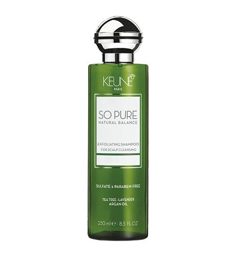 KEUNE SPA Обновляющий Шампунь от перхоти 250мл Exfolating Shampoo
