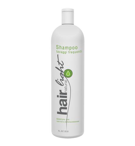 HAIR COMPANY Hair Light Natural Шампунь для частого использования 1000мл. Италия