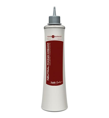 HAIR COMPANY Hair Light NFС Фиксатор-нейтрализатор-крем д/хим.выпрямления 500 мл Италия