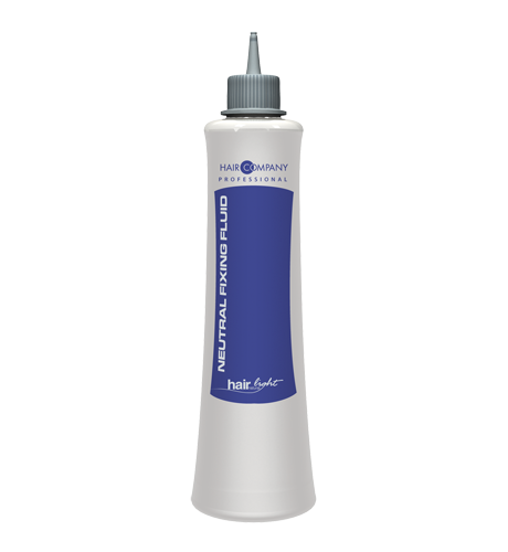 HAIR COMPANY Hair Light NFF Фиксатор-нейтрализатор-жидкость д/хим.завивки 500 мл Италия