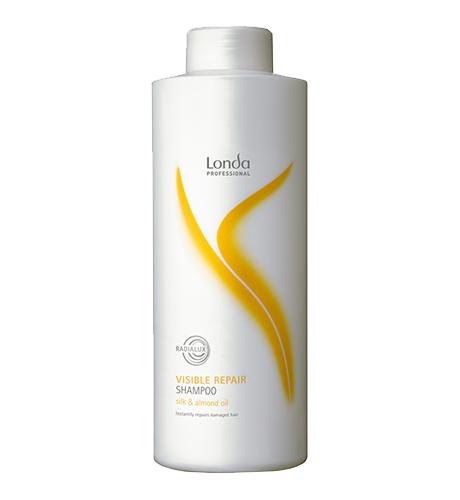 LONDA Шампунь для поврежденных волос 1000 мл VISIBLE REPAIR