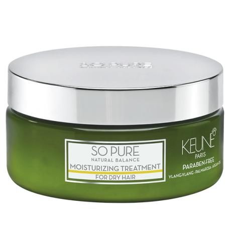 KEUNE SPA Увлажнящая Маска для сухих и поврежденных волос 200мл Moisturizing Treatment