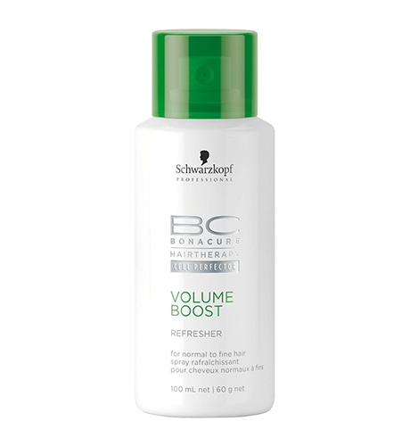 SCHWARZKOPF BC Volume Boost Спрей освежающий д/волос 100мл Германия