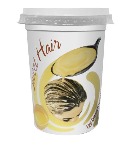 HAIR COMPANY Sweet Hair Крем яичный (регенирир. бальзам) 500мл. Италия