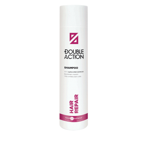 HAIR COMPANY Double Action Восстанавливающий шампунь, 250 мл.