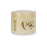 ARAVIA Скраб для тела сахарный с маслом миндаля 300мл