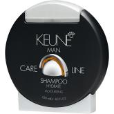 KEUNE Care Line MAN Шампунь увлажняющий  250мл