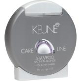 KEUNE Care Line Шампунь Платиновый Блондин  250мл