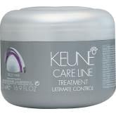 KEUNE Care Line CONTROL Маска Интенсивная 500 мл для кудрявых и непослушных волос