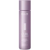 OLLIN Curl Hair Curl Hair Shampoo Шампунь для вьющихся волос 300мл. Россия