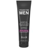 OLLIN Premier for Men Шампунь для роста волос стимулирующий 250мл. Россия