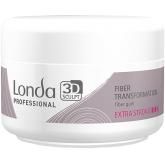 LONDA Эластичный волокнистый гель для волос экстрасильная фиксация 75мл FIBER TRANSFORMATION