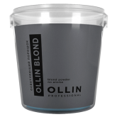 OLLIN Blond Осветляющий порошок без аромата 500г.
