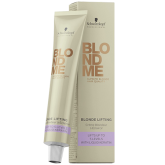 SCHWARZKOPF BlondMe Осветляющий крем для волос Карамель 60мл Германия