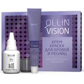 OLLIN Vision Крем-краска для бровей и ресниц (набор) Россия